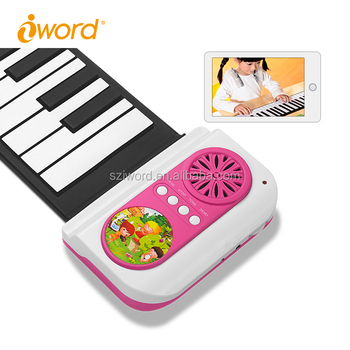iWord Unique gift new goods digital piano china sound module for toys