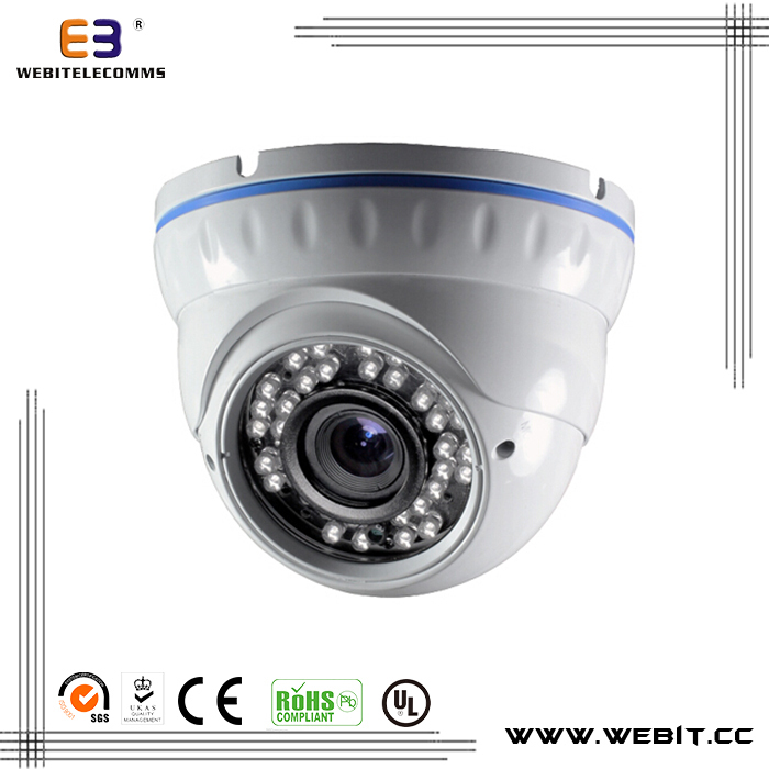 720P/960P/1080P AHD CCTV surveillance Camera with 2.8-12mm Lens