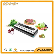 Plastic Bag Sealer with the Latest Vacuum Sealing Technology Vacuum Sealer VS6600S