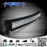 New Arrival C REE 40inch Curve Led Light Bar 4x4 Truck Driving Light Off road LED Work