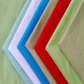 100% cotton 30X30 130X70 twill fabric