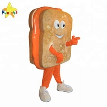 Funtoys Hot Rod Food Grilled Cheese Mascot Costume