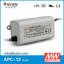 Mean well AP-C-12-350 12w 350mA Constant Current indoor lighting LED Driver