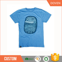 popular cotton printing man t shirt