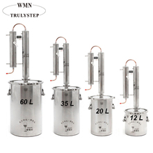 35L Brewing Equipment Stainless Steel Perfume Rose Water Distiller