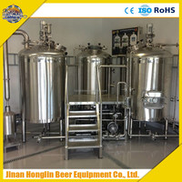 high quality beer brewing equipment,fresh beer brewery equipment,1000L beer equipment with ROSH