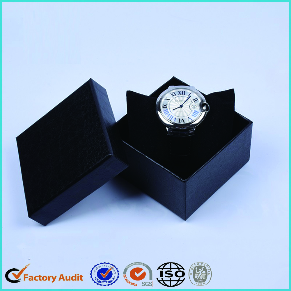 Chinese Supplier Custom Paper Cheap Watch Luxury Gift Box