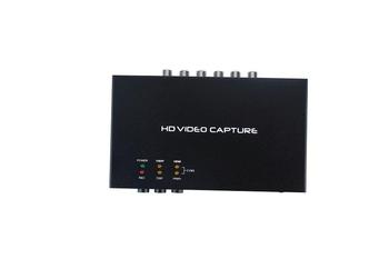 HD Video Capture 1080P AV/HDMI/Ypbpr Recording for Industry HD Camera HD Medical