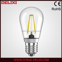 Modern home / hotel decoration lighting best price markets in china led filament light bulb