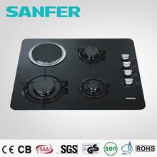 India infrared induction cooker with gas stove/cooker gas electric