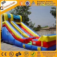 Commercial grade adult giant inflatable slide made in China A4047