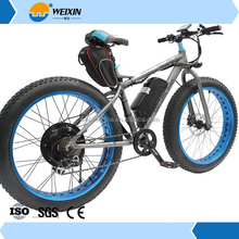 Aluminum alloy frame Electric Motorcycle