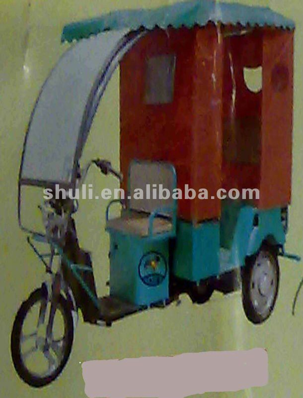 Newly designed electric tricycle motorcar (0086-15838060327)