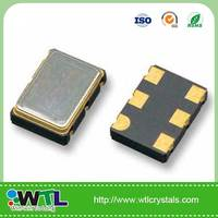 high-end 155.520MHz 3.3V/50ppm/-20+70'C LVPECL smd 7.0*5.0mm crystals and oscillators