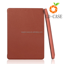 high quality PU leather case for Kindle oasis Folio Case