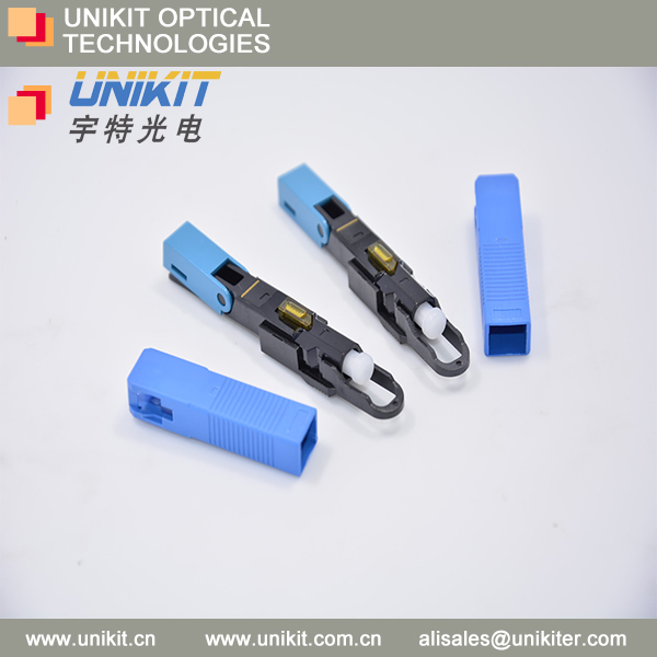 Field Assembly Opton Fast Connector Sc/Apc