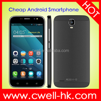 H-Mobile G7 Dual SIM Card WCDMA Low Price 3G Android Phone lowest price china android phone