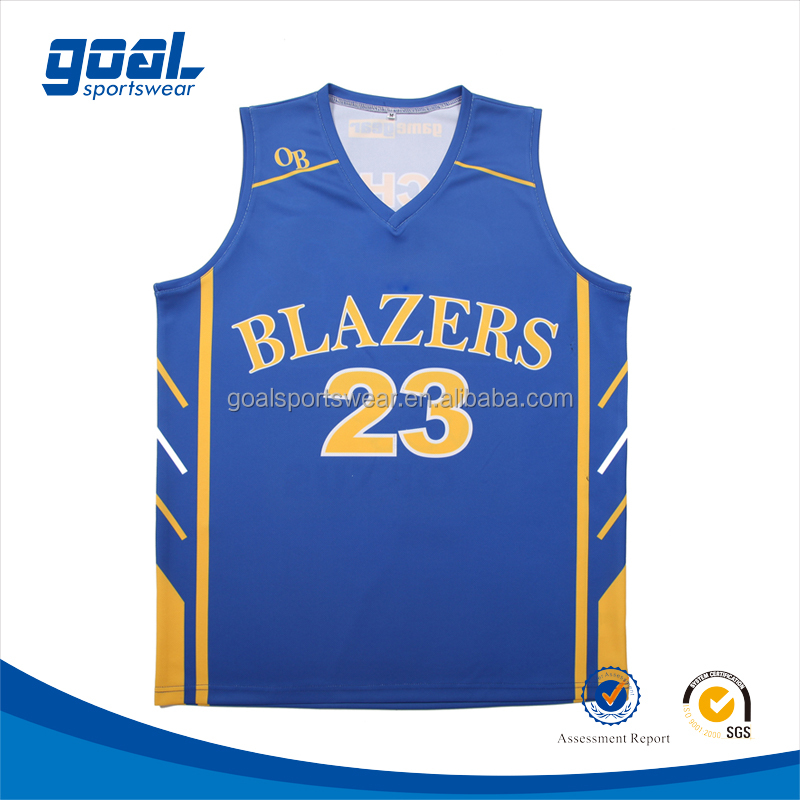 New Model Sublimated Cheap Youth Basketball Uniforms