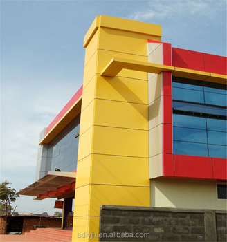Building materials plastic exterior wall panel view for Exterior wall construction materials