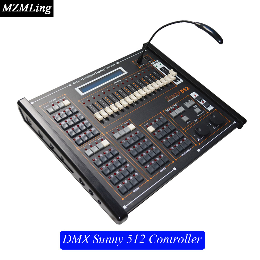 DMX512 Controller & DMX Controller For Stage Light /Moving Head Light/ Beam Light /Par Light /Fog Machine DJ/ Party/Show Machine