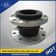 Yangbo flange type rubber expansion joint with OEM service