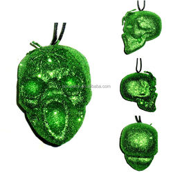 Wholesale Halloween skull hanging for decoration or gift