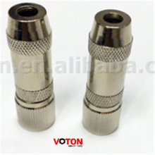 free samples socket 2YCCY BT3002 RG59 cable 1.6/5.6 male plug clamp male female wire connector
