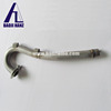 Best Selling titanium car exhaust pipe with Double Exhaust pipes