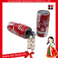 hard candy cola shape hard candy baby candy from China producer