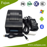 Android+IOS Wireless Thermal Printer 58mm Bluetooth Printer Receipt