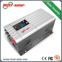 Pure sinewave inverter 3kw 5kw 6kw hybrid mppt solar inverter from China