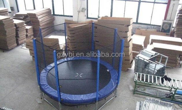 High standard well designed professional trampoline
