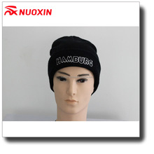 NX cheap price promtion 100% cotton warm winter character knit hats