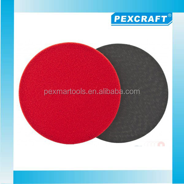 125mm, No holes, Velcro Soft Interface Pad