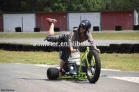 Motor Drift Trike EPA EEC Tricycle New Off Road Motorized 3 Fat Wheel Motor Tricycle B11367