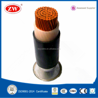 XLPE Insulated Low Voltage Single Core Power Cable