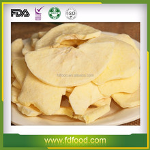 Wholesale freeze dried fruits freeze dried apple chips