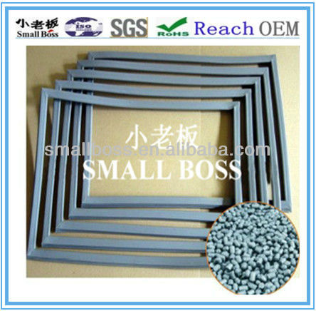 rigid pvc compounds Manufacturer for refrigerator door seal