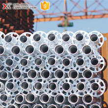 Construction casting steel galvanized ring lock scafold scaffolding for building worker