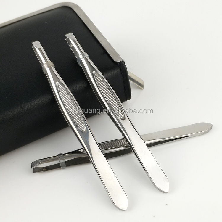 OEM Personalized Tweezers For Man & Woman Stainless Steel Hot Eyebrow Tweezers