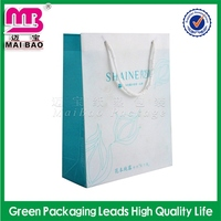 latest style stereo bag of christmas paper gift bag