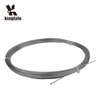 Kingtale Flexible 2mm Stainless Steel Wire Rope
