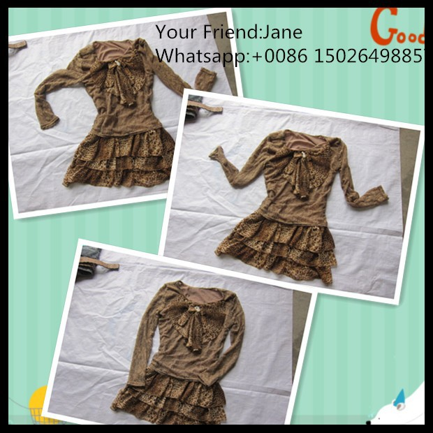 used clothes for sale women dress summer used clothing export