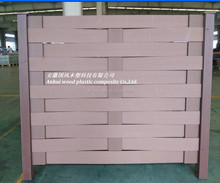 wood plastic composite wpc outdoor furniture board