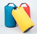 China High Quality Waterproof Drawstring Swimming Bag Cylinder Shape Dry Backpack