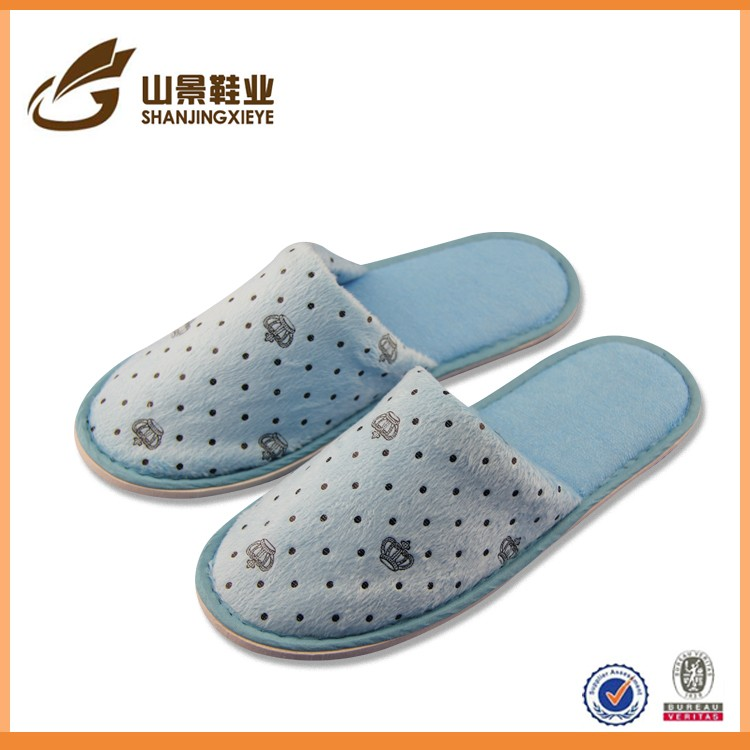 young women fancy shoes for warm bedroom slippers
