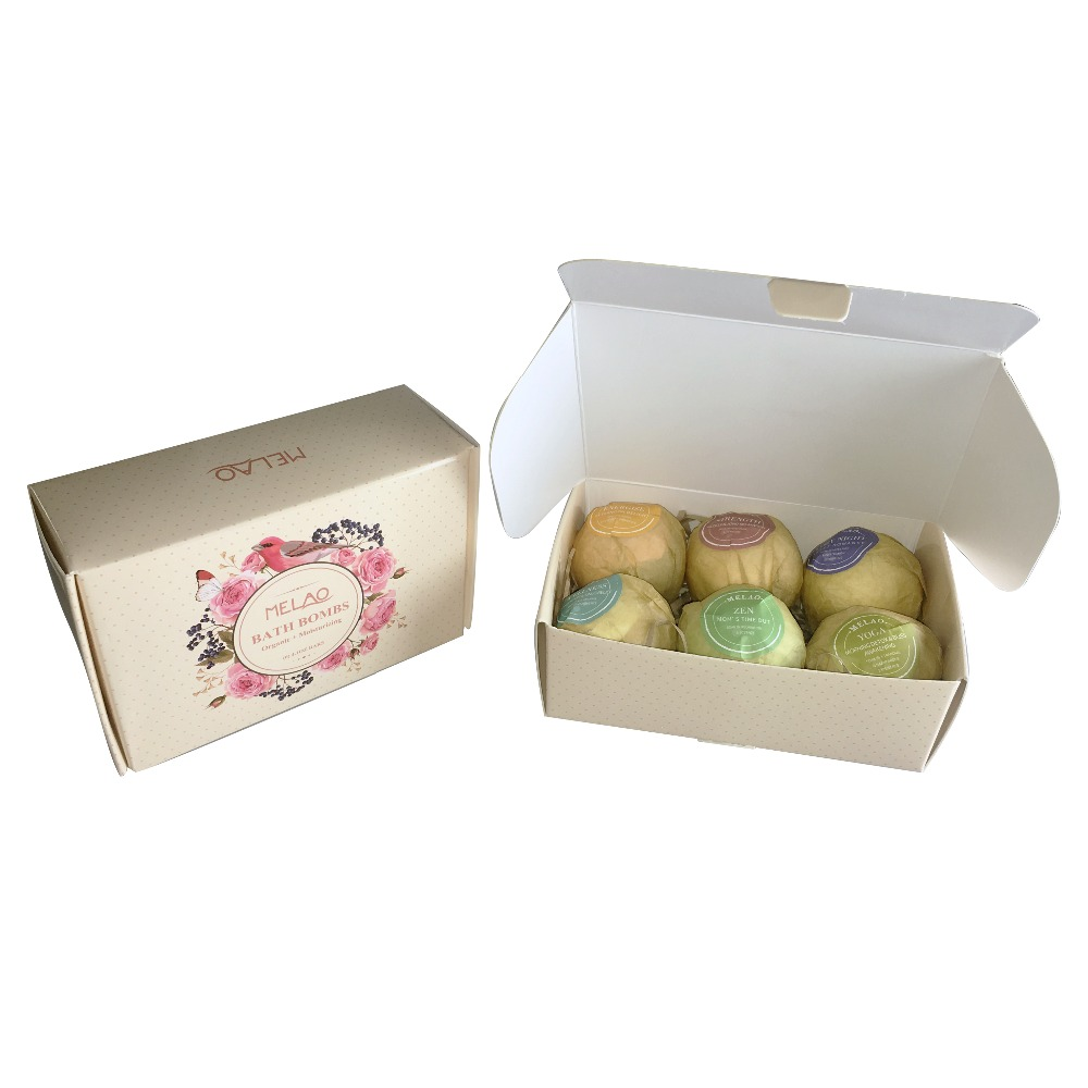 Bath Bombs Gift Set Bath Bombs Kit