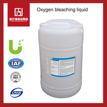 Industrial Laundry Detergent Liquid Color Bleach