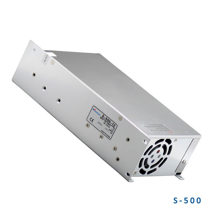 Factory 24V 500W S-500-24 20A Switching Power <strong>Supply</strong> For CCTV Camera