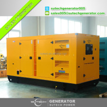 Open or silent type 350kva diesel generator price with Cummins engine NTA855-G1B